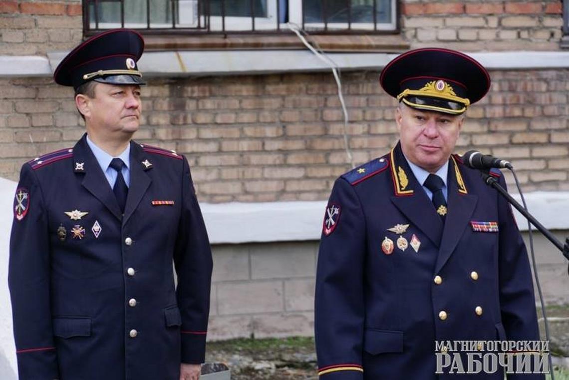 В будущем полицейским помогут технологии. В Магнитогорске заново открылся отдел полиции «Левобережный»