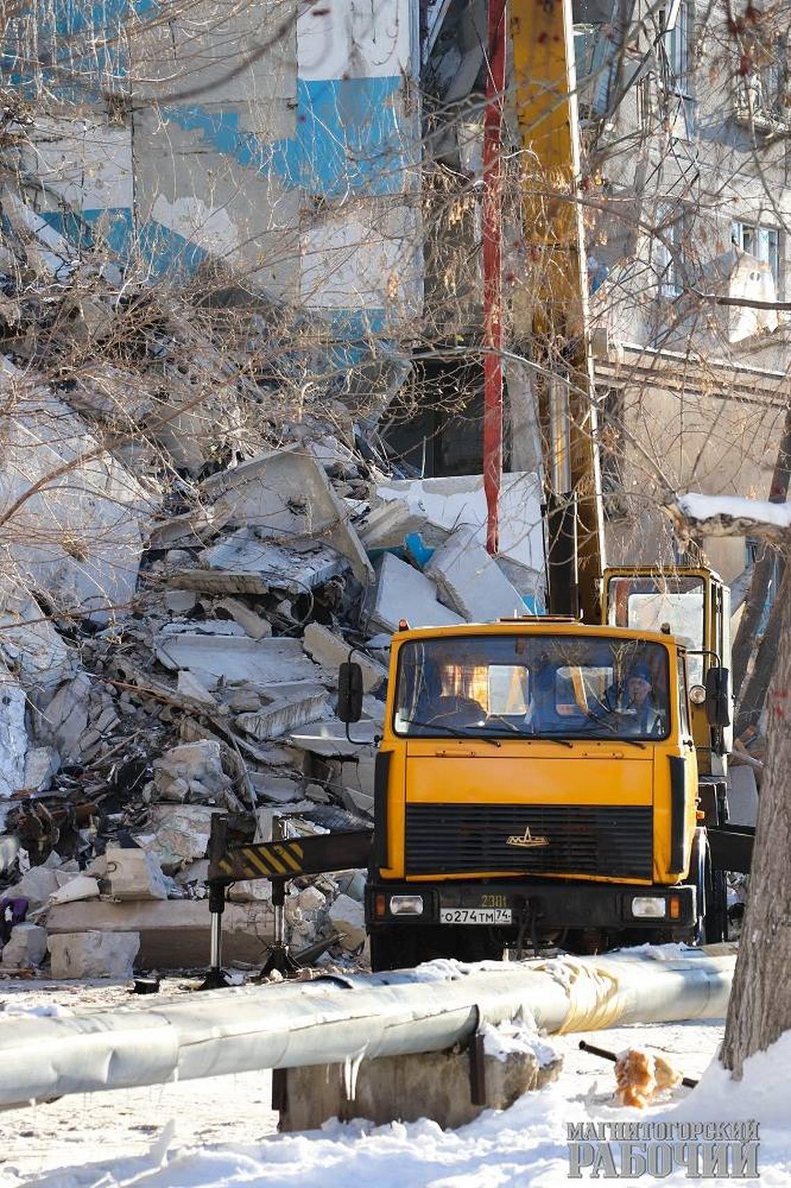 В городе Вероника Скворцова. Количество пострадавших при взрыве в Магнитогорскеравняется 16