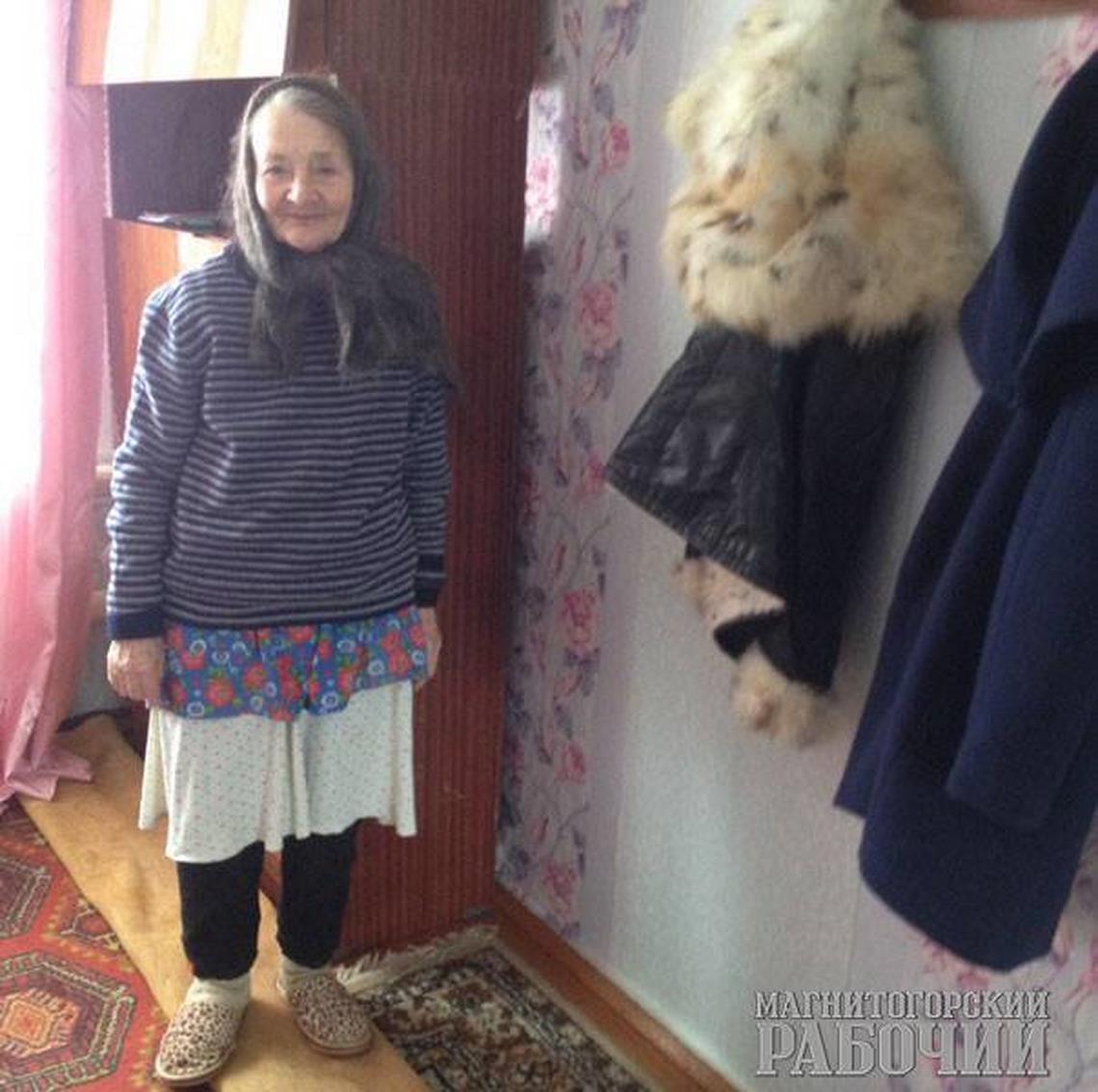 Живет мирно. Пенсионерка, не помнящая как очутилась в Магнитогорске, обрела новую семью