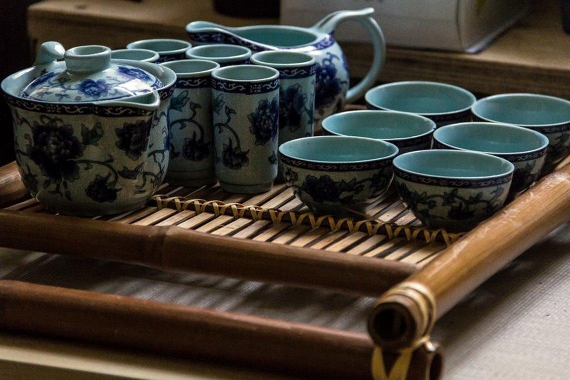 чай пить долго жить