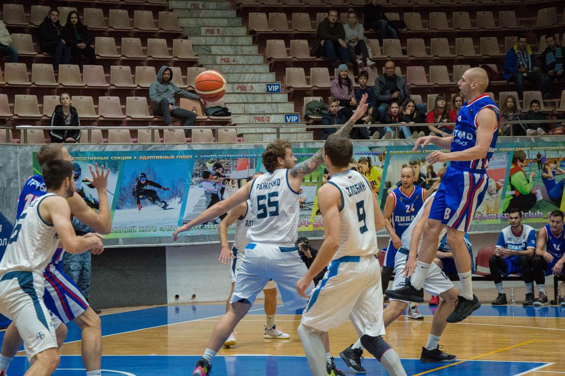 Игумнов против «Динамо». Магнитогорские баскетболисты готовятся к домашним играм