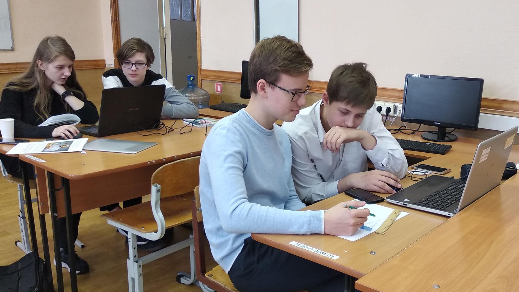 Инженеры будущего. Юные уникумы покоряли 3D-технологии