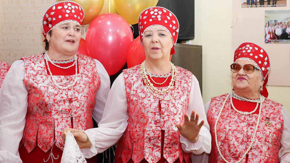 Свет «Горенки». Народный коллектив Магнитогорска отметил тридцатилетие