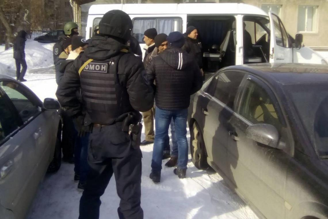 уголовные дела в отношении мигрантов